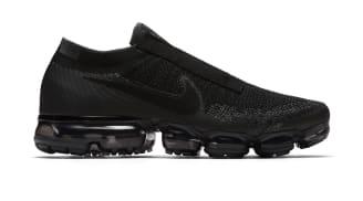 "Nike Air VaporMax Laceless ""Black Night"""