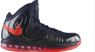 Nike Air Max Hyperposite Black/Bright Crimson-Black