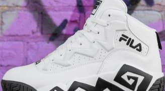 Fila MB White/Black