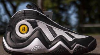 c10d12de8bc adidas Crazy 97 Black Running White-Gold