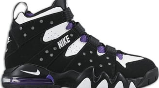 Nike Air Max2 CB '94 Black/White-Varsity Purple