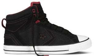 Converse Star Player Plus Black/Red