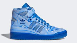 "Jeremy Scott x Adidas Forum High ""Blue"""