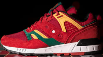 Packer Shoes x Just Blaze x Saucony Grid SD Casino b19c6a3e7210