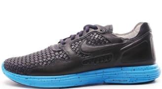 Nike Lunar Flow Woven Leather TZ Dark Obsidian/Dark Obsidian