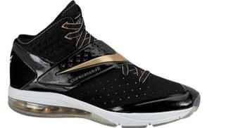 Nike CJ81 Trainer Max Black/Metallic Gold-White