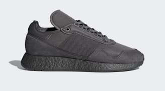 "Daniel Arsham x adidas New York ""Core Black"""