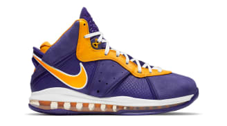 Nike LeBron 8 Retro
