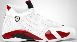 Air Jordan 14 Retro Candy Cane