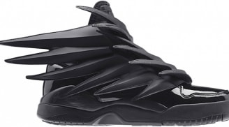 adidas JS Wings 3.0 Black/Black