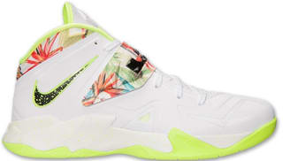 b7d1775dae60d Nike Zoom Soldier VII White Venom Green-Black
