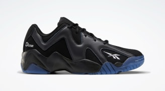 Dime x Reebok Kamikaze 2 Low Black/Lead/White