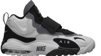 Nike Air Max Speed Turf Wolf Grey/Black-Dark Grey-Metallic Silver