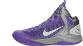 869e5b878f61e Nike Zoom Hyperenforcer PE Club Purple Metallic Silver-Cool Grey