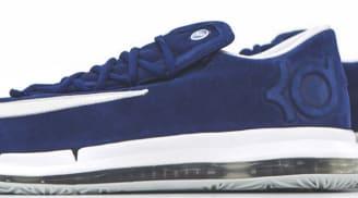 Nike KD VI Elite Premium Deep Royal Blue/Summit White-Pure Platinum