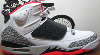 Jordan Son Of Mars White/Fuchsia Flash-Black-Wolf Grey-Hot Lava
