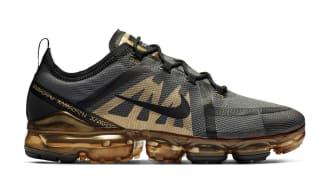 3200d9fe58b Nike Air VaporMax 2019 Black Black-Metallic Gold