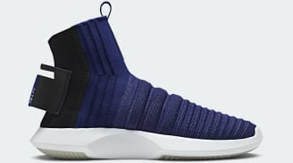 "Adidas Crazy 1 ADV Sock Primeknit ""Real Purple"""