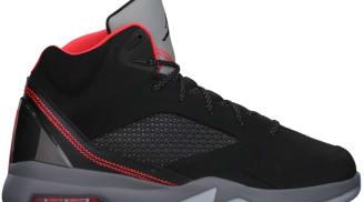 Jordan Future Flight Remix Black/Infrared 23-Cool Grey