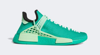 Pharrell x Adidas NMD Hu Core Green/Glory Mint/Core Black