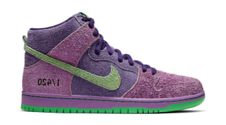 "Nike SB Dunk High ""Reverse Skunk"""