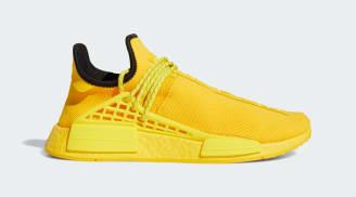 "Pharrell x Adidas NMD Hu ""Yellow"""