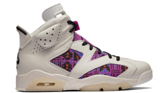 "Air Jordan 6 Retro ""Quai 54"""