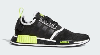 Adidas NMD_R1 Core Black/Solar Yellow/Cloud White