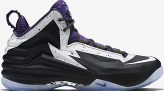 Nike Chuck Posite Black/White-Court Purple