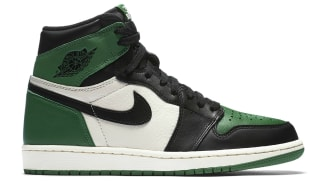 Air Jordan 1 Retro High OG Pine Green/Sail-Black