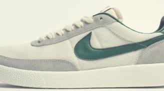 Nike Killshot White/Gorge Green