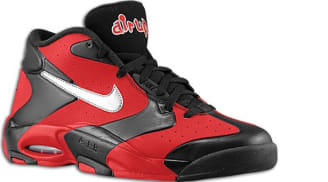 Nike Air Up '14 Black/Metallic Silver-University Red
