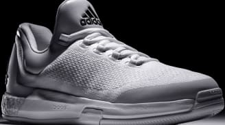 adidas Crazylight Boost 2015 James Harden Triple White