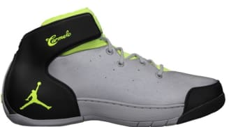 Jordan Melo 1.5 Wolf Grey/Volt Ice-Black