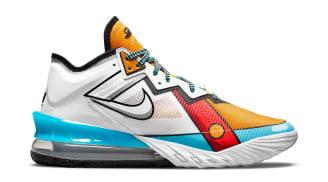 "Nike LeBron 18 Low ""Cartoon Art"""
