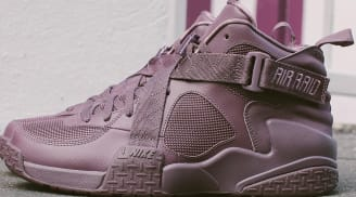 Nike Air Raid Purple Shade/Purple Shade