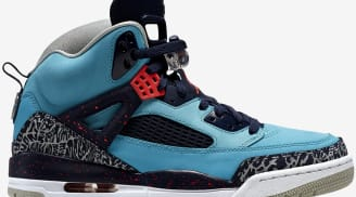 Jordan Spiz'ike Turquoise Blue/Infrared 23-Midnight Navy-Neutral Grey