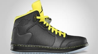 Jordan Prime 5 Black/Sonic Yellow