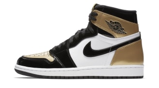 "Air Jordan 1 High OG ""Gold Toe"""