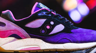 Saucony G9 Shadow 6 Purple/Black