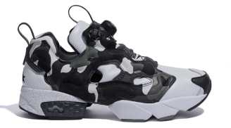 Reebok Instapump Fury x MITA Sneakers x BAPE