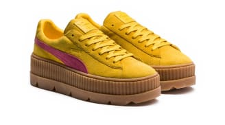 "Fenty Puma by Rihanna Creeper ""Yellow"""