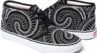 Vans Uptown Chukka Black/White