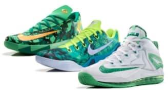 Nike KD VI Light Lucid Green/Atomic Mango-Light Lucid Green-Gorge Green-Black  | Nike | Sole Collector