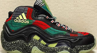 adidas Crazy 2 Green/Red-Black