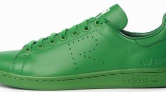 adidas Raf Simons Stan Smith Green/Green