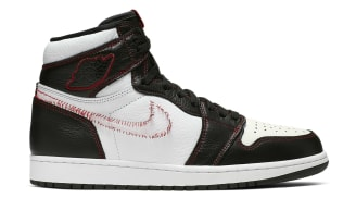 Air Jordan 1 Retro High OG Defiant White/Black-Gym Red-Tour Yellow
