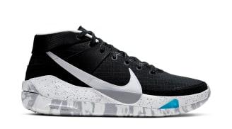 Nike KD 13 Black/White-Grey