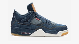 "Air Jordan 4 Retro x Levi's ""Denim"""
