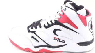 Fila KJ7 White/Black-Fila Red